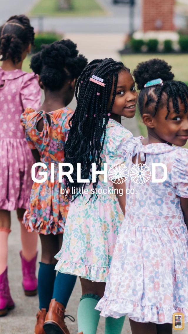 Screenshot - GIRLHOOD by Little Stocking Co