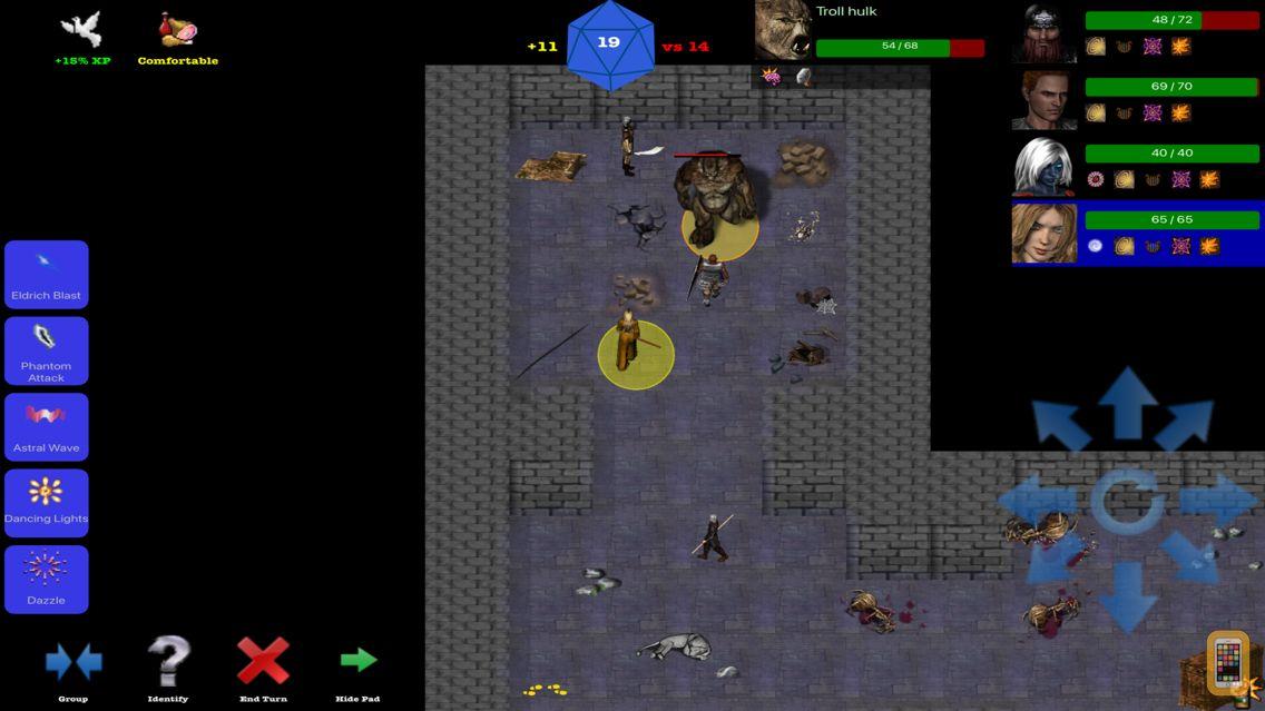 Screenshot - Rogue Party RPG