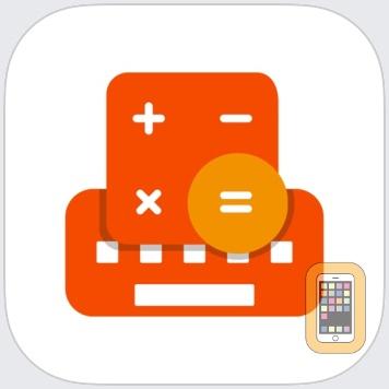 Calculator Keyboard - Calku by Supagarn Pattananuchart (Universal)