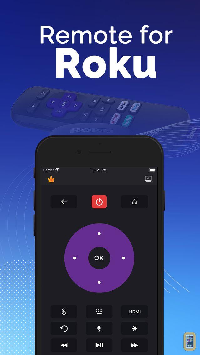 Screenshot - Universal Remote TV controller