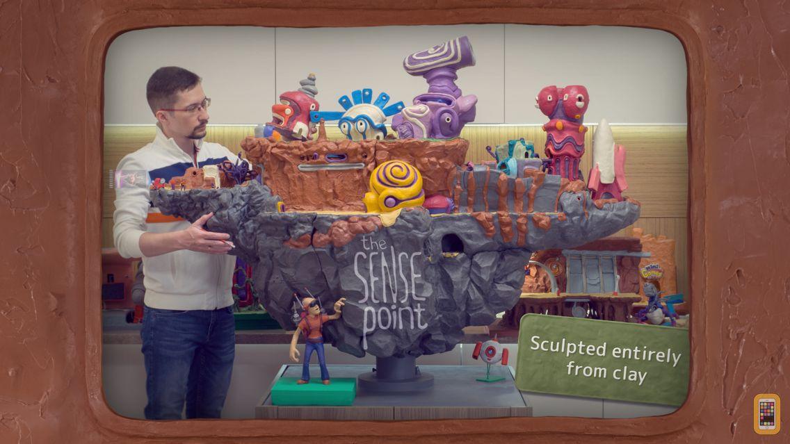 Screenshot - The Sense Point