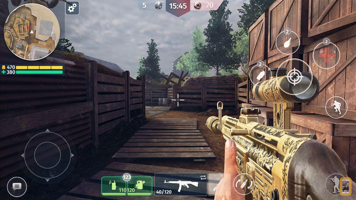 Screenshot - World War 2 - Battle Combat