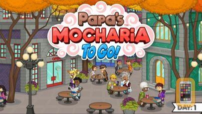 Screenshot - Papa's Mocharia To Go!