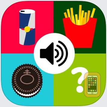 Jingle Quiz: Logo sound game by ELIA GAMES (iPhone)