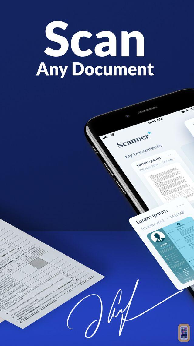 Screenshot - Scanner++ App