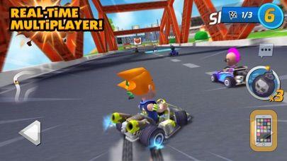 Screenshot - Boom Karts -Multiplayer Racing