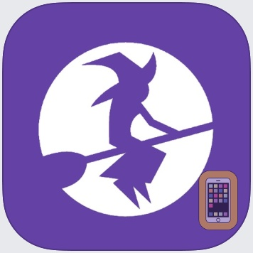 Witch for Twitch by Oliver Mason (iPhone)