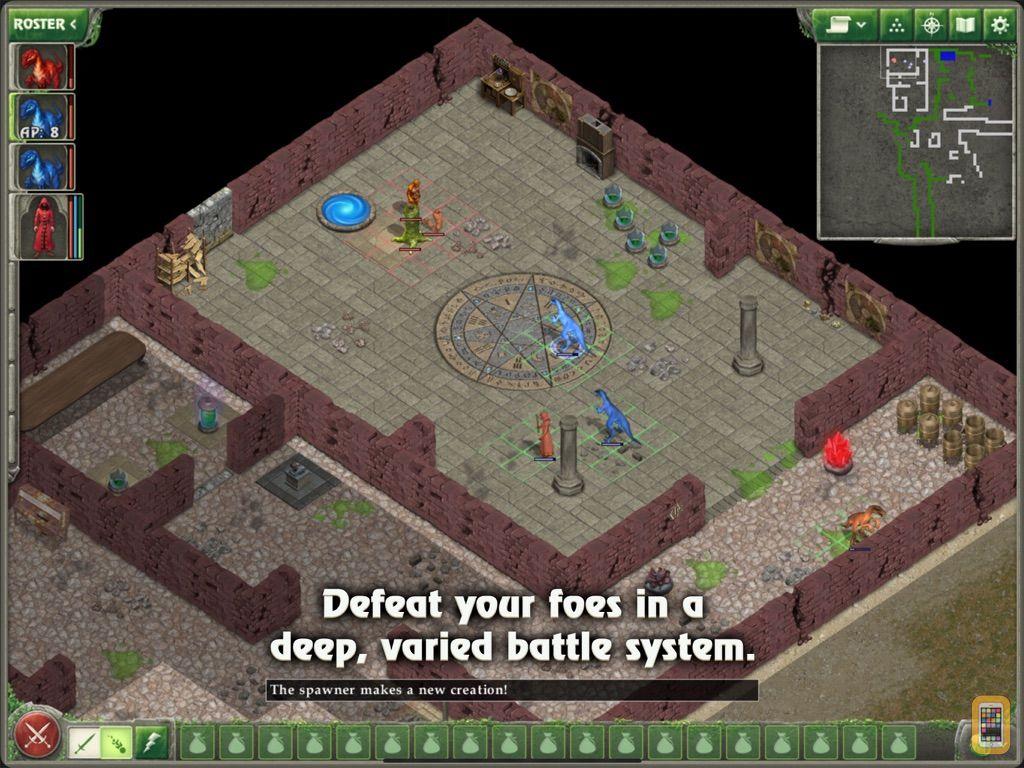 Screenshot - Geneforge 1 - Mutagen HD