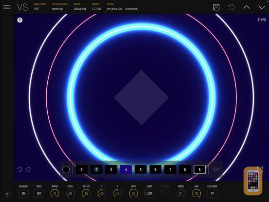 Screenshot - VS - Visual Synthesizer