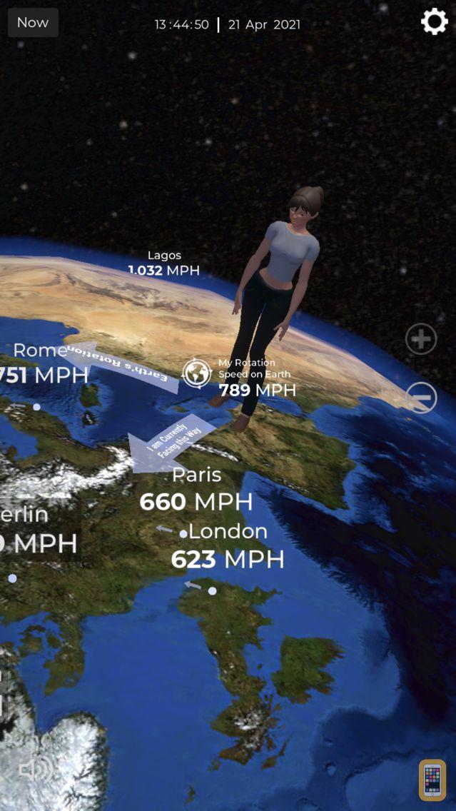 Screenshot - Starship Earth