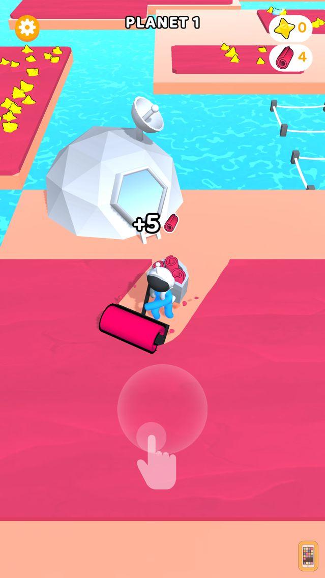 Screenshot - Spiral Craft 3D