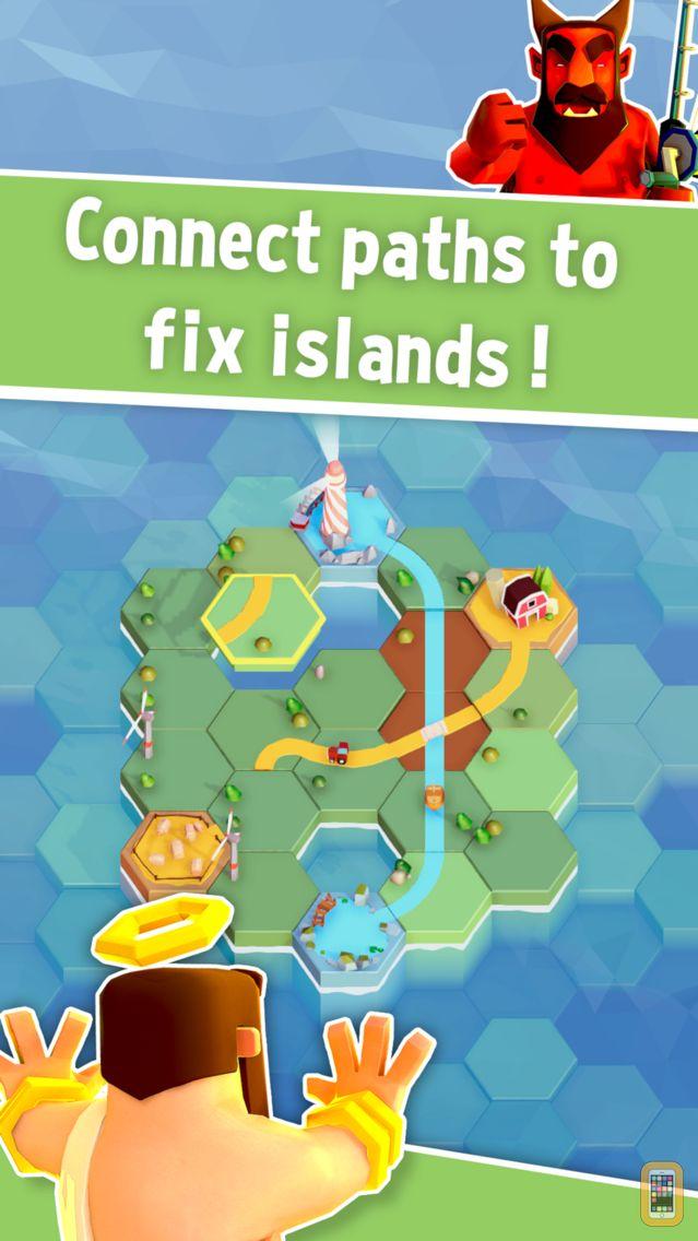 Screenshot - HIX: Puzzle Islands