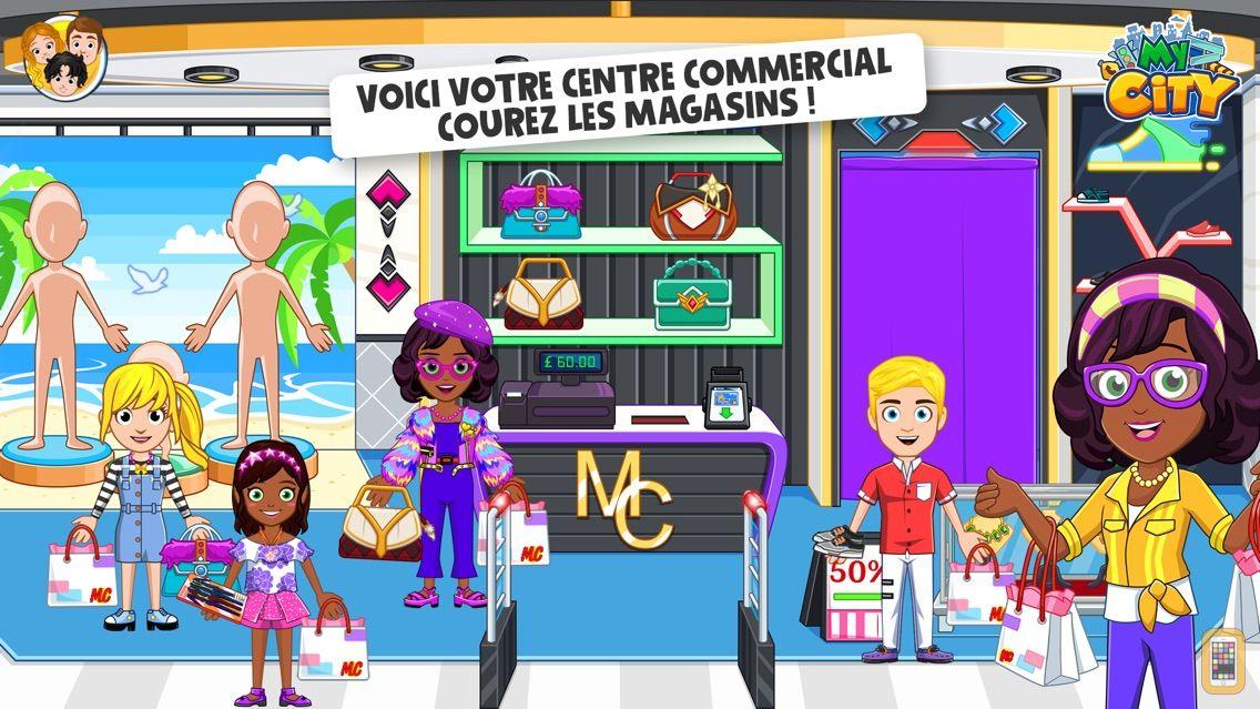 Screenshot - My City : Shopping Mall