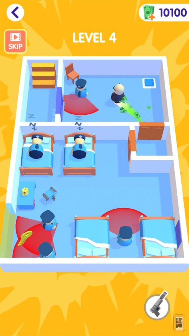 Screenshot - Wobble Man - Agent Puzzles