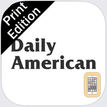 Daily American Print by Gannett (Universal)