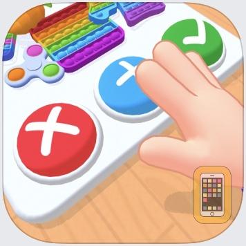 Fidget Toys Trading: 3D Pop It by Tap2Play LLC (iPhone)