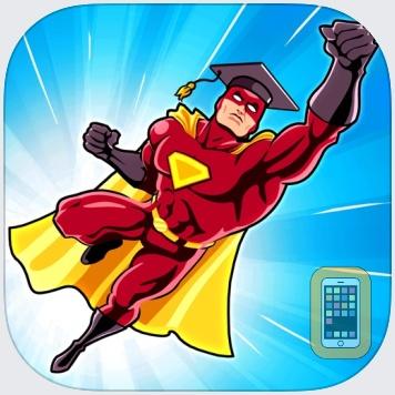 Super Hero Flying School! by BoomBit, Inc. (Universal)