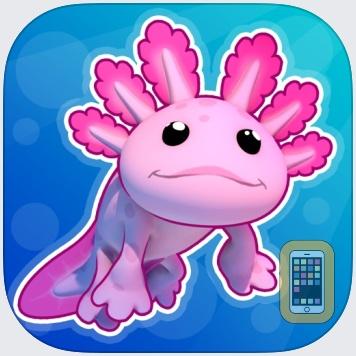 Axolotl Rush by Popa Radu (Universal)