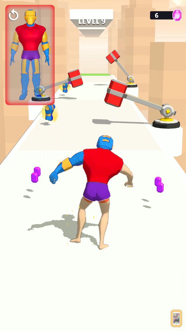 Screenshot - Mashup Hero