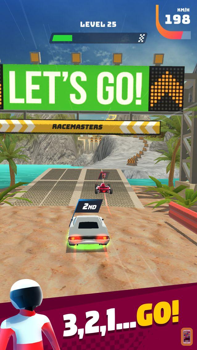 Screenshot - Race Master 3D - Car Racing