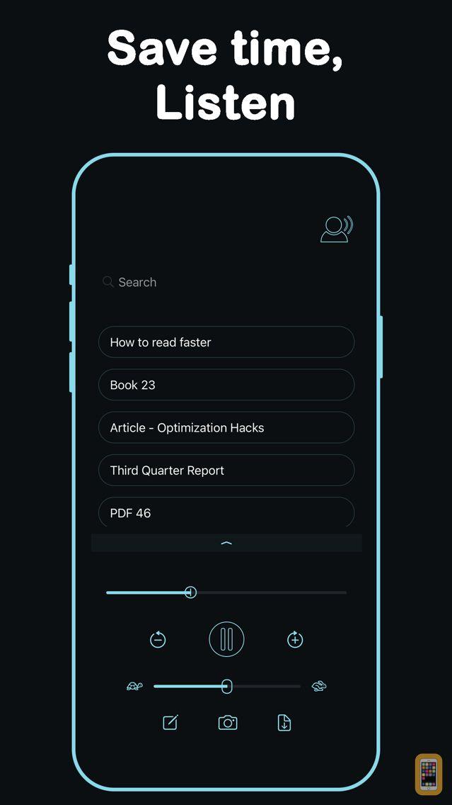 Screenshot - Listen - Text To Speech