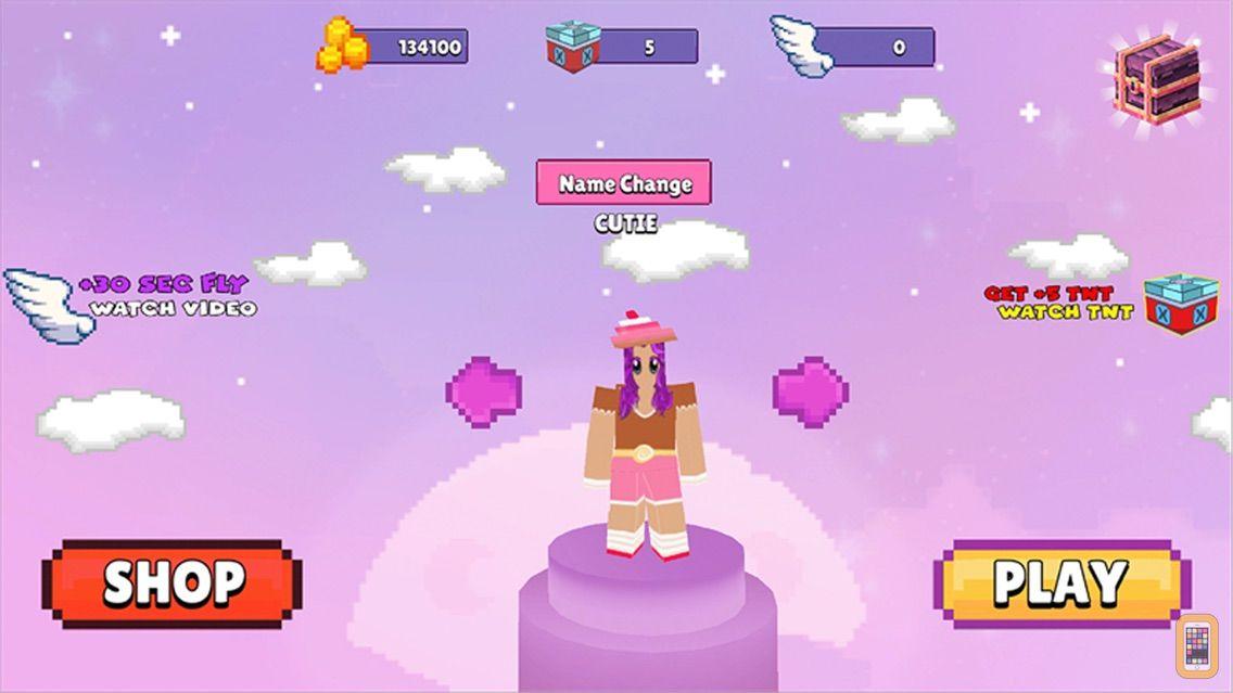 Screenshot - Kawaii Planet Craft