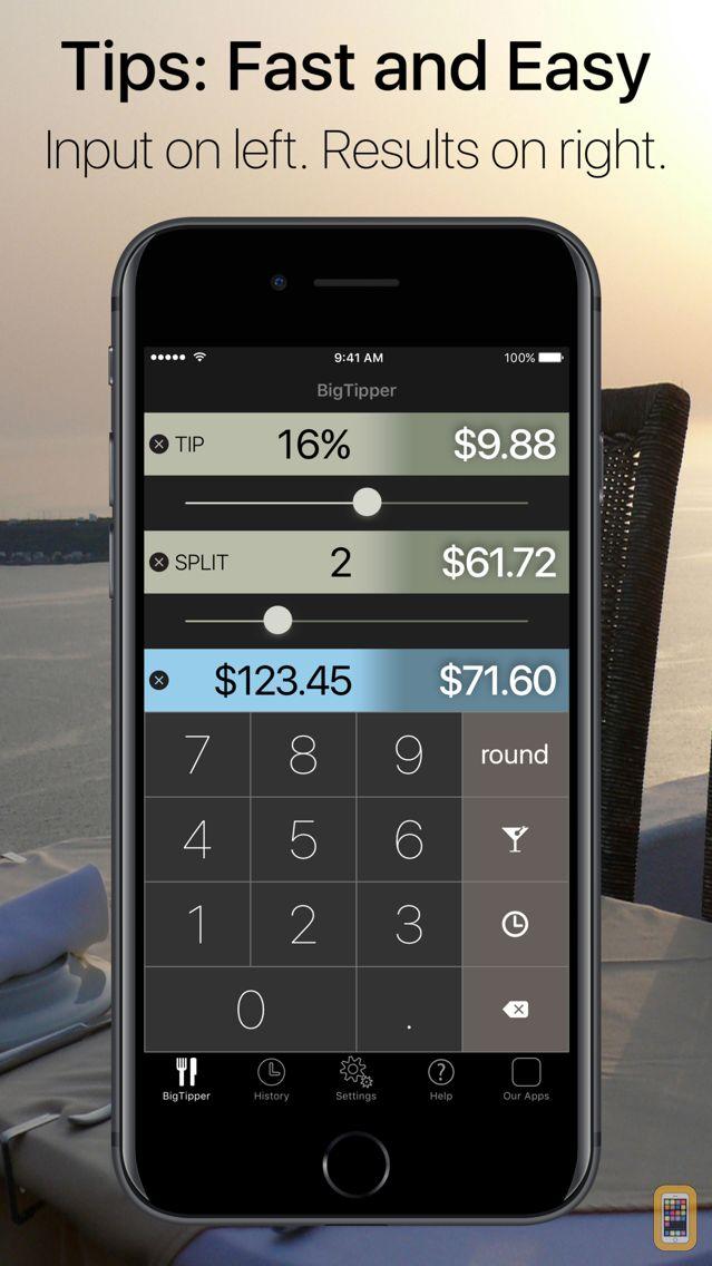 Screenshot - BigTipper™