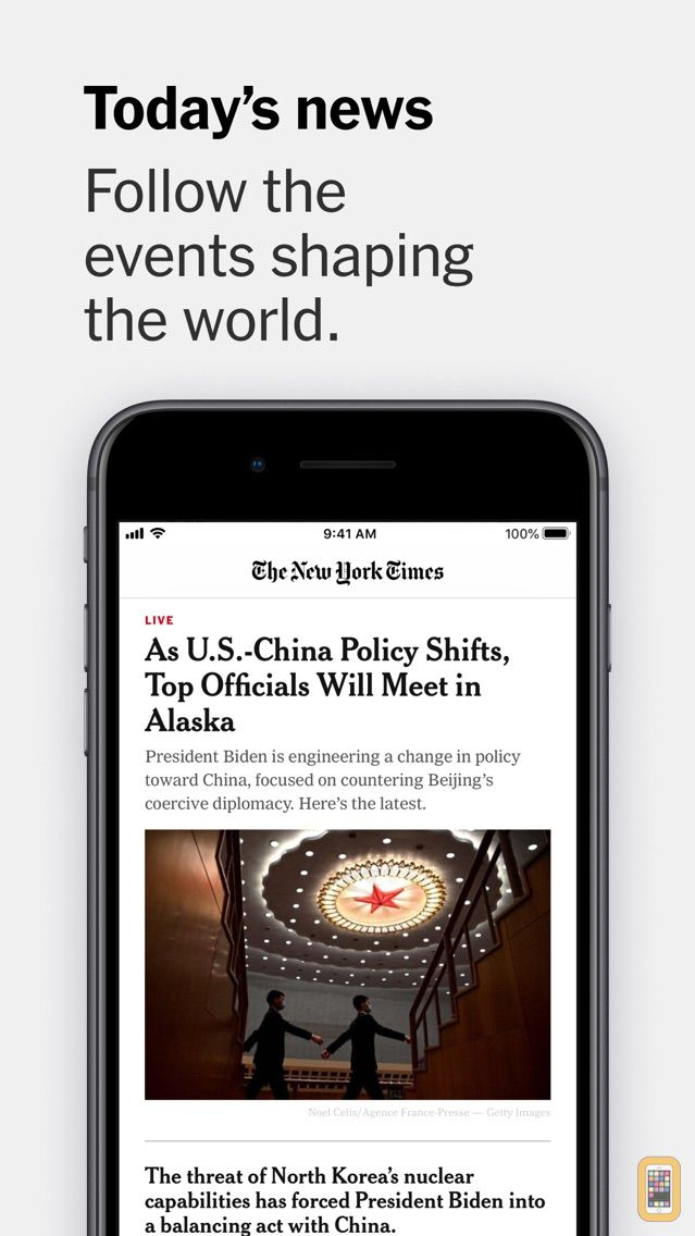 Screenshot - The New York Times