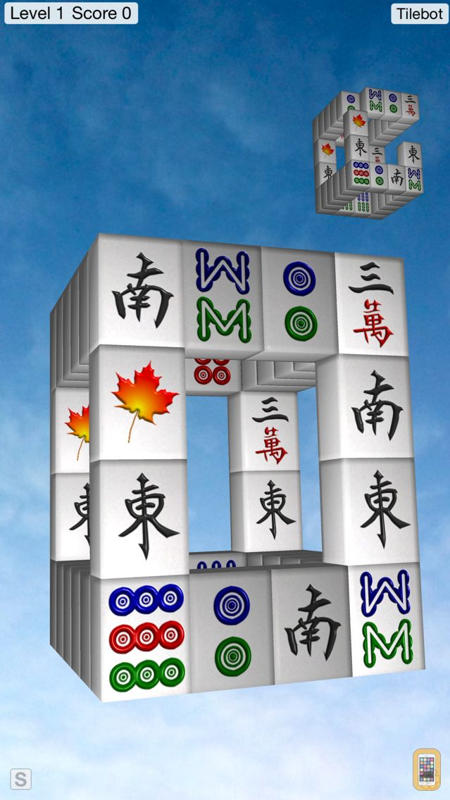 Screenshot - Moonlight Mahjong