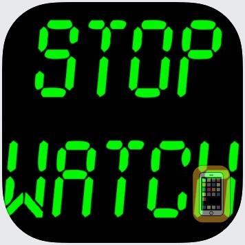 Stop Watch by Jakob Adams (Universal)