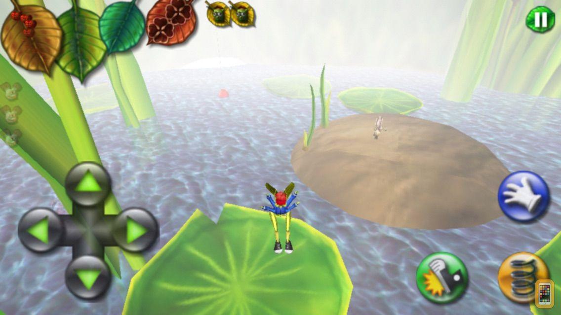 Screenshot - Bugdom 2