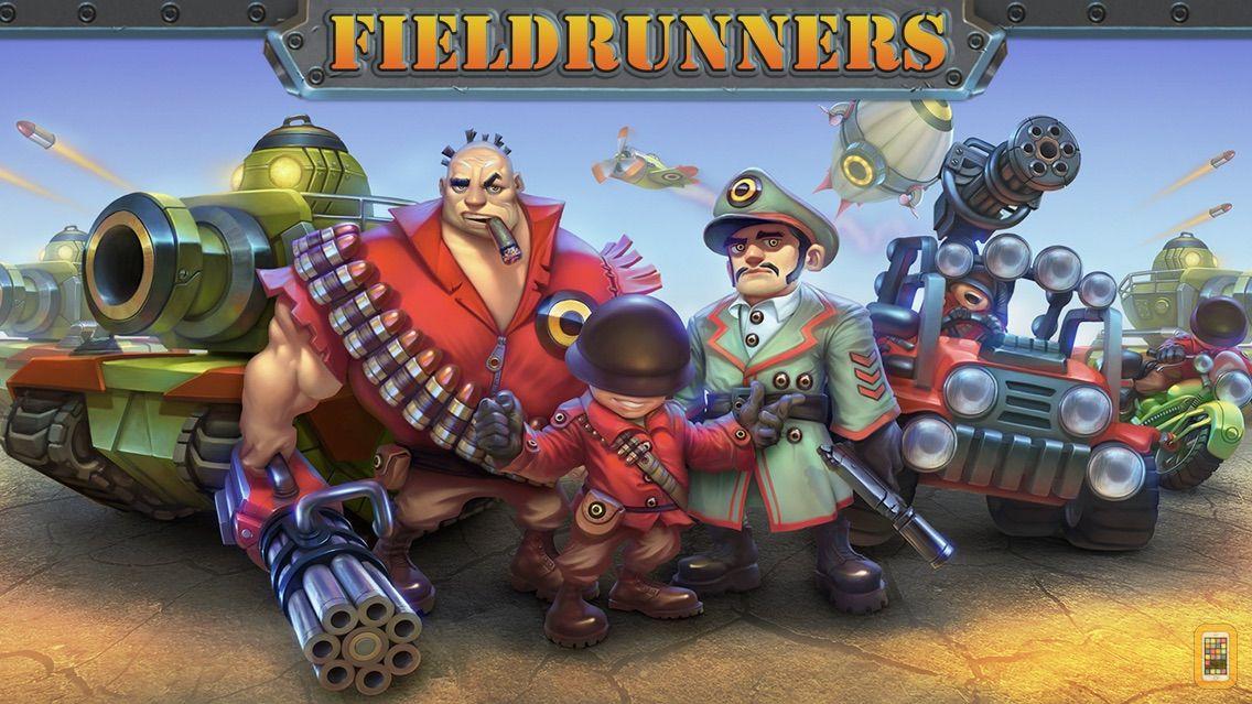 Screenshot - Fieldrunners