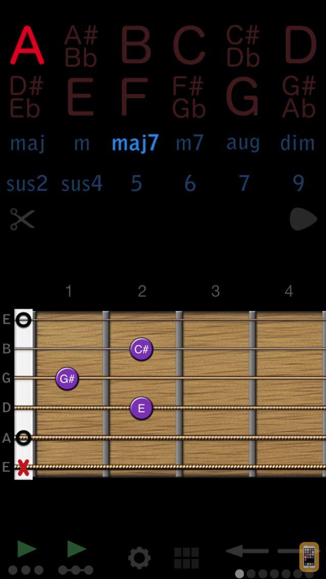 Screenshot - Guitar Chords