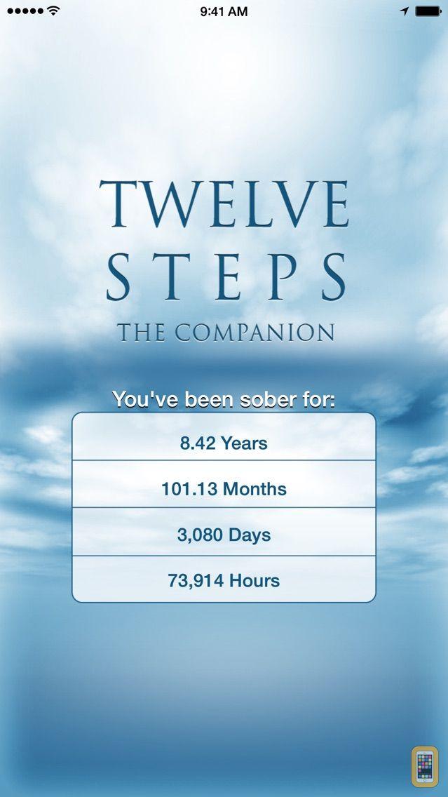 Screenshot - 12 Steps Companion