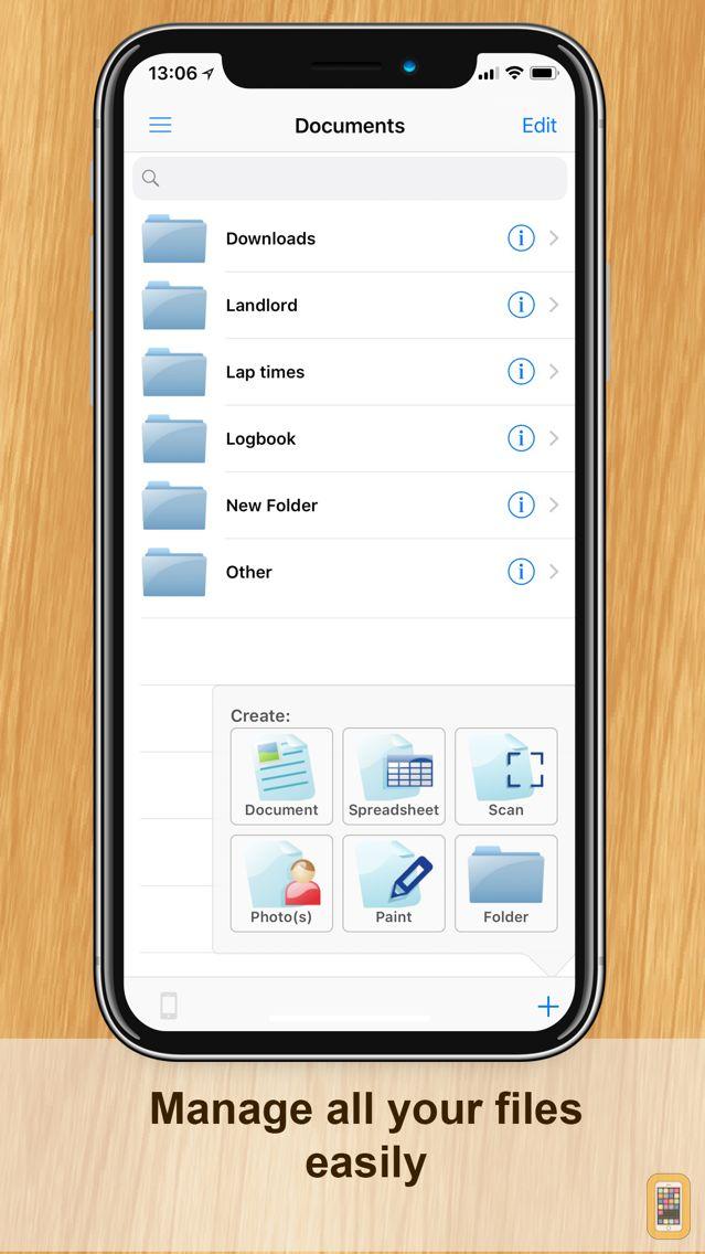 Screenshot - Documents
