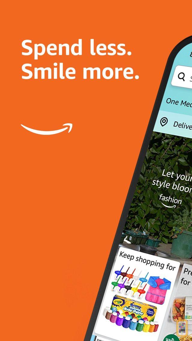Screenshot - Amazon Shopping