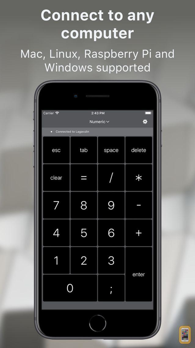 Screenshot - NumPad.