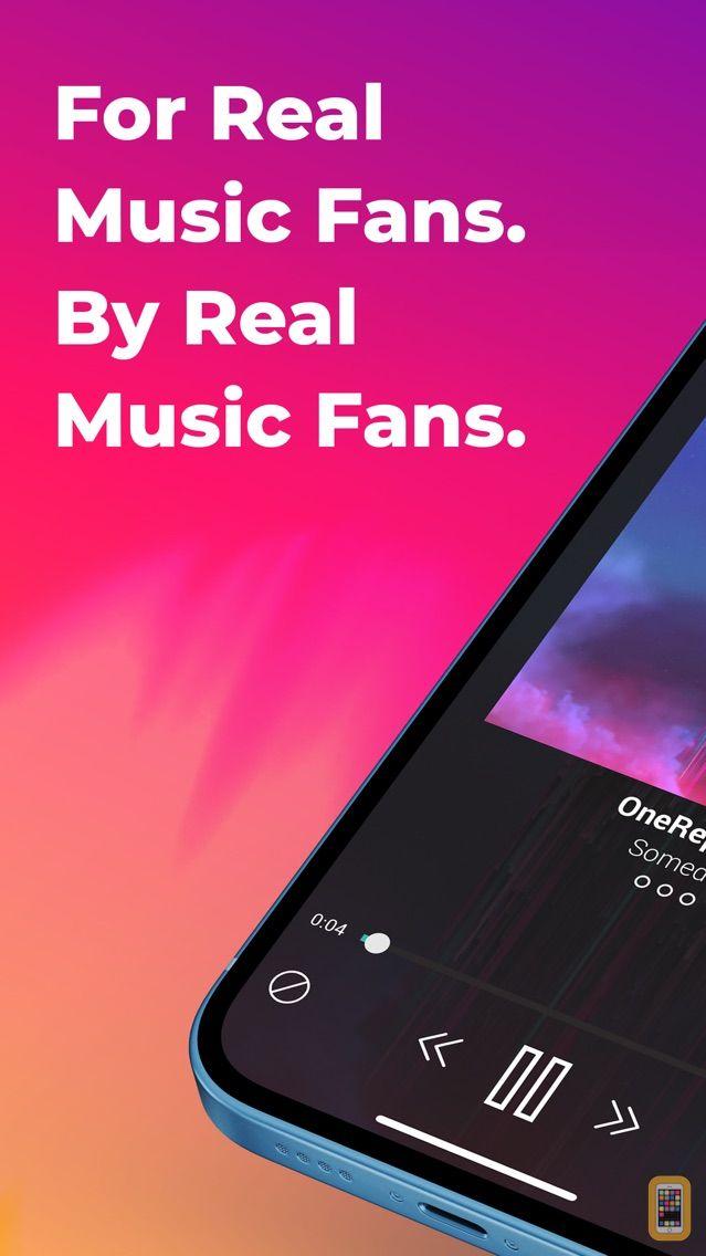 Screenshot - Slacker Radio