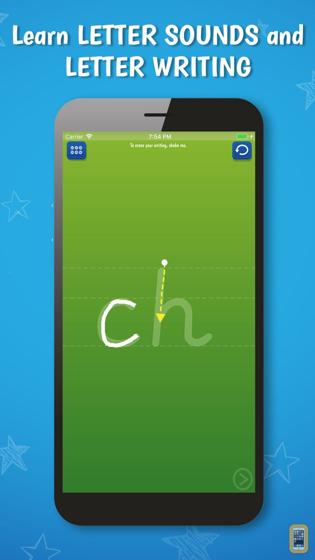 Screenshot - PocketPhonics (basic edition)