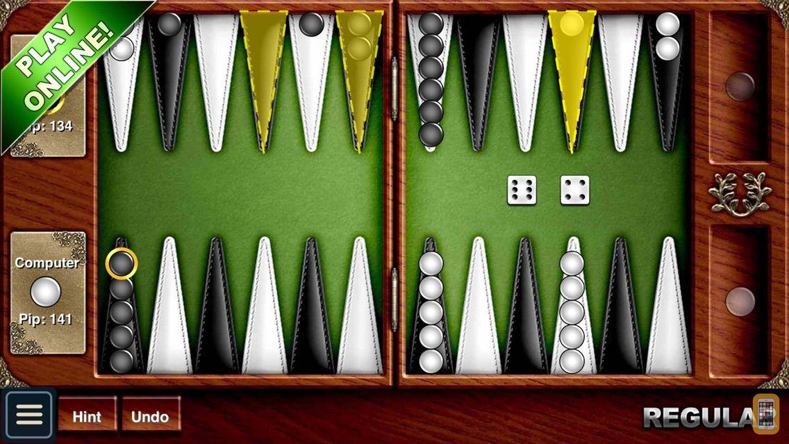 Screenshot - Backgammon Premium