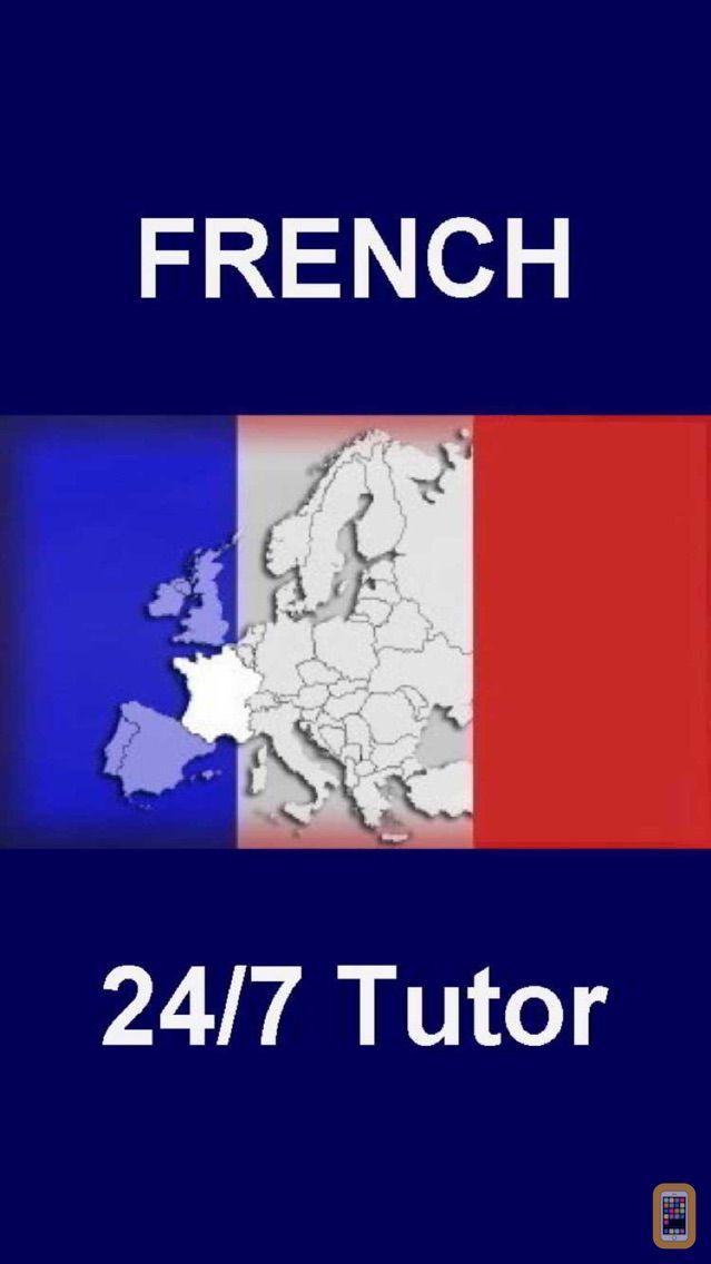 Screenshot - French Vocabulary 24/7 Language Learning