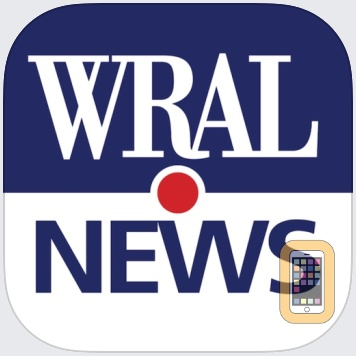 WRAL News Mobile by Capitol Broadcasting Company (Universal)