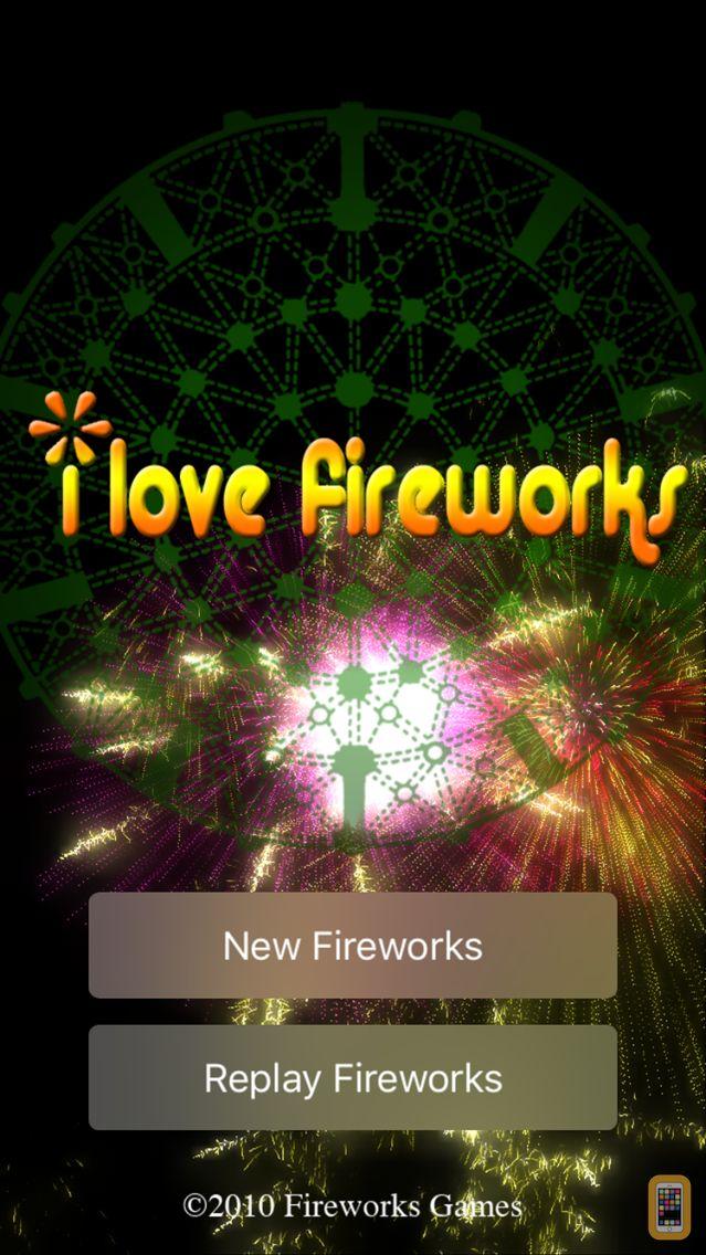 Screenshot - iLoveFireworks