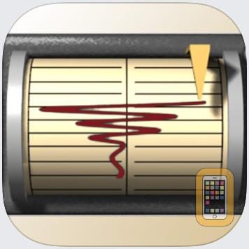 iFeltThat Earthquake by Danny Goodman (iPhone)