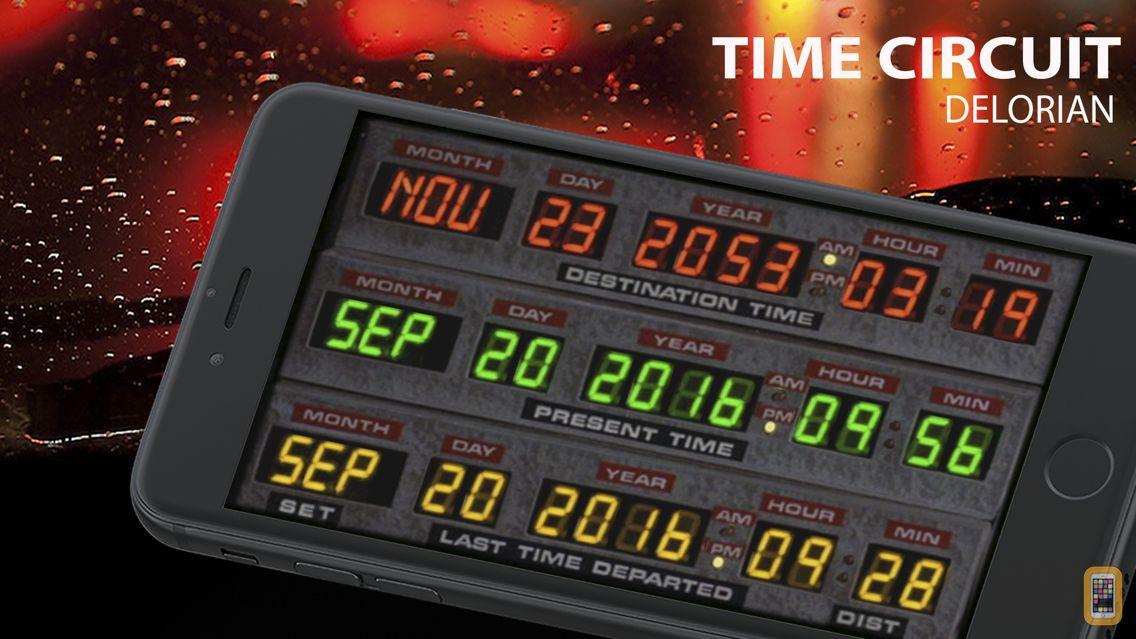 Screenshot - DeLoraen Time Circuit