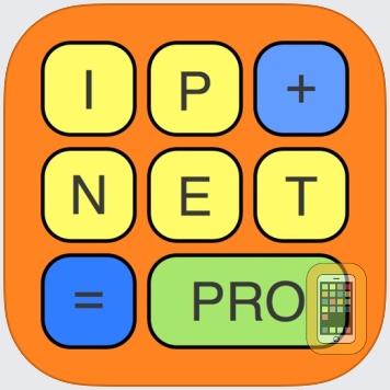 Subnet Calc Pro by Swipe Stack Ltd (iPhone)