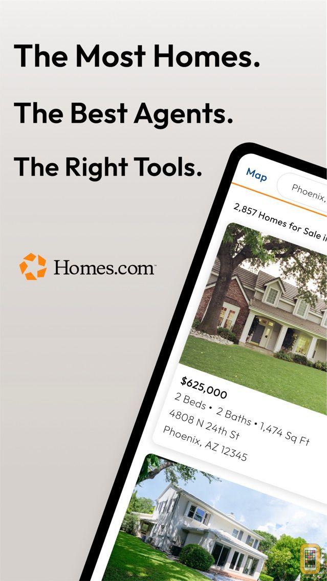 Screenshot - Homes for Sale, Rent
