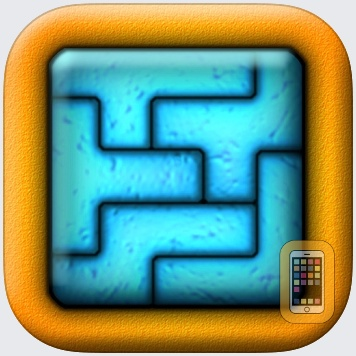 Zentomino Lite - Relaxing alternative to tangram puzzles by Little White Bear Studios, LLC (iPhone)