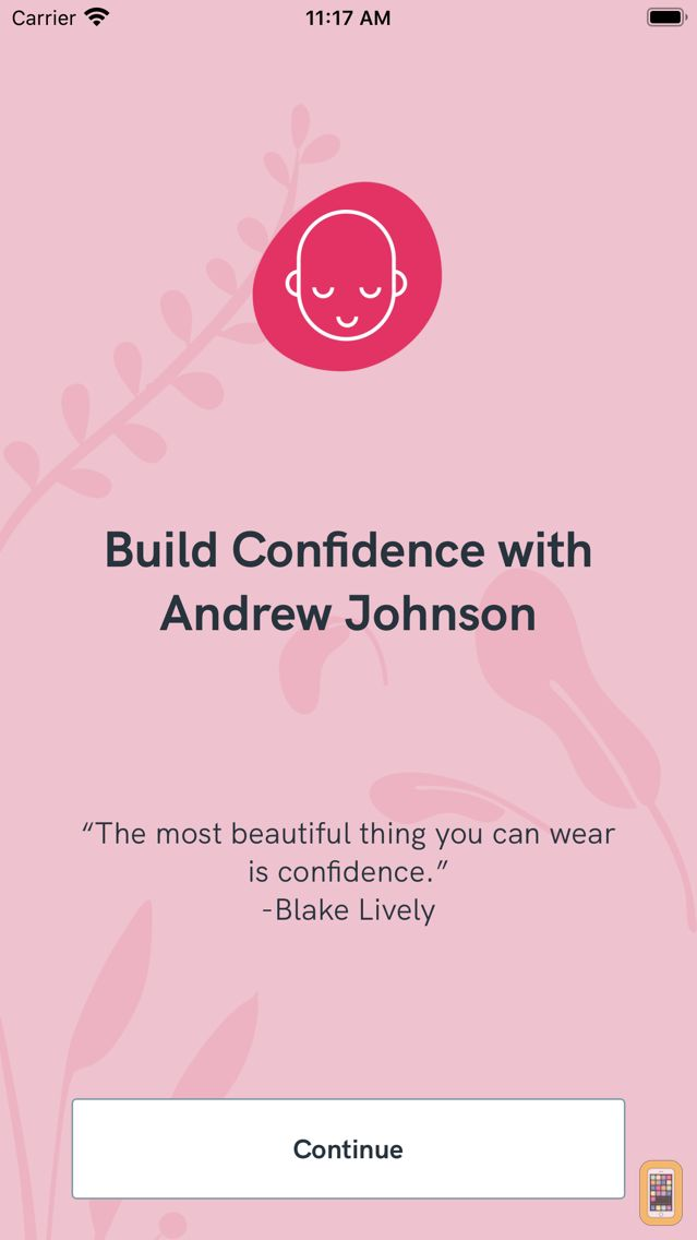 Screenshot - Build Confidence with AJ