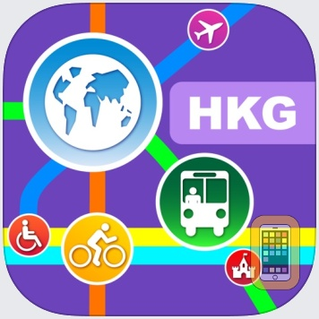 Hong Kong City Maps - Discover HKG with MTR,Guides by Networking 2.0 (Universal)